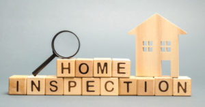 home inspection may be need with homeowners insurance