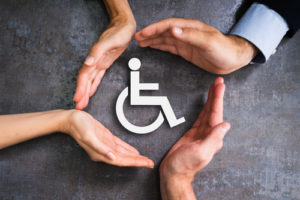 People with disabilities make up around 15% of Medicare beneficiaries.